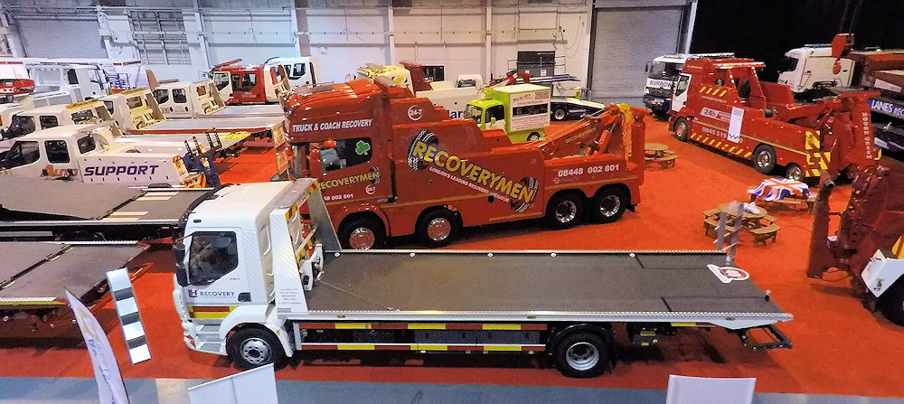 The European Tow show Telford 2015